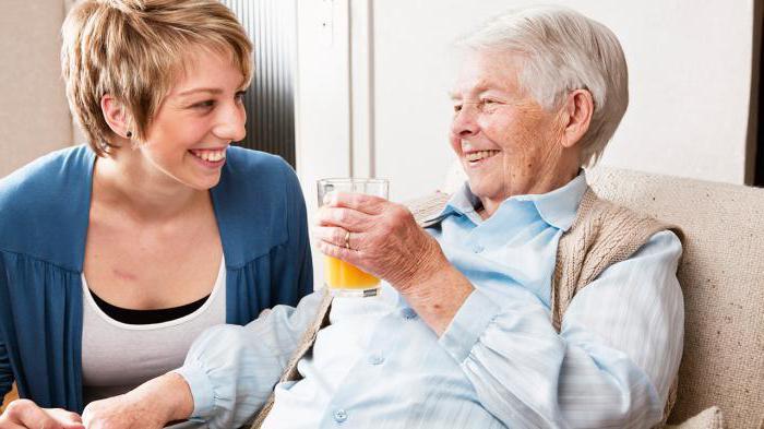 Стаж на уход за пенсионером